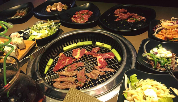 Sumo BBQ - Royal City