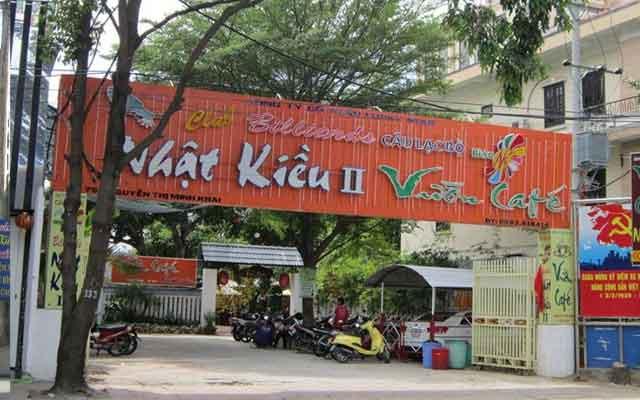 Nhật Kiều II - Cafe Sân Vườn & Billiards Club ở Khánh Hoà