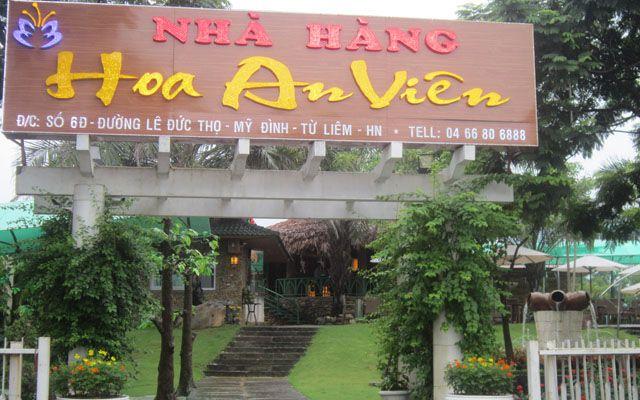 Hoa An Viên - Sang Trọng, Lịch Thiệp ở Hà Nội