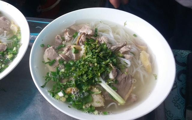 Lý Linh - Bún, Miến Ngan ở Phú Thọ