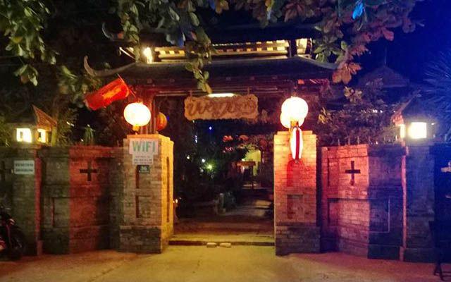 Cafe Vườn Tùng - Cafe Thư Giãn ở Huế