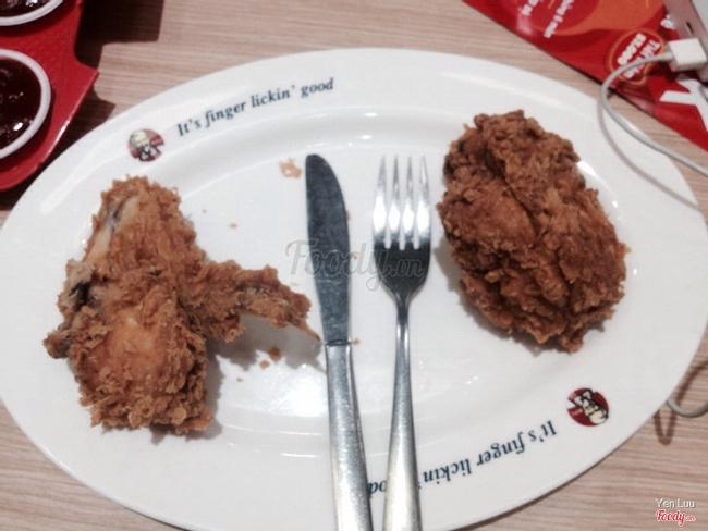 Ức và cánh gà