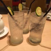 Soda chanh_By mysefl