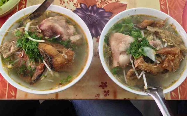 Hùng Hiền - Bún Cá ở Bắc Giang
