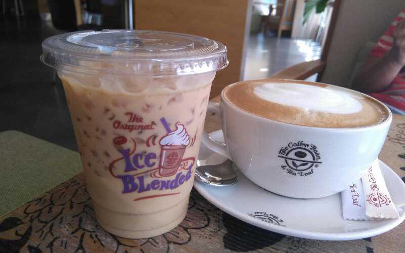 The Coffee Bean & Tea Leaf - Nguyễn Tất Thành