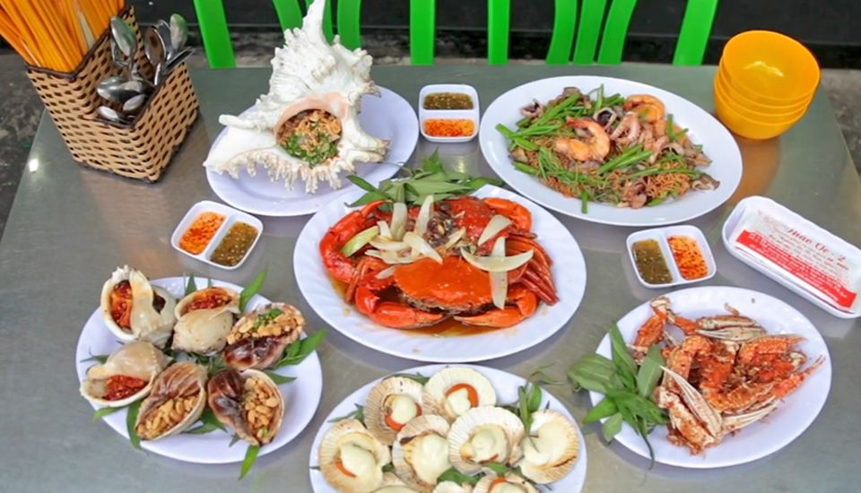 Ốc Thảo 2 - Vĩnh Khánh