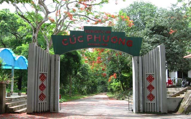 Vườn Quốc Gia Cúc Phương - Ninh Bình ở Ninh Bình