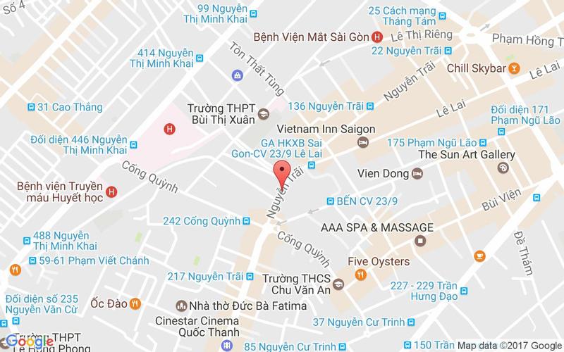 Bản đồ - Bone & Pot Lẩu Hong Kong - Nguyễn Trãi