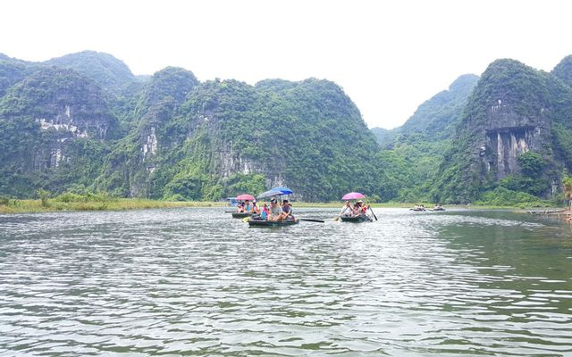 Tràng An - Du Lịch Sinh Thái ở Ninh Bình