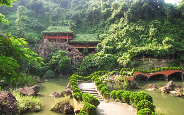 Thiên Sơn Núi Ngà - Du Ngoạn Và Thưởng Thức Không Gian Núi Rừng Bao La ở Hà Nội