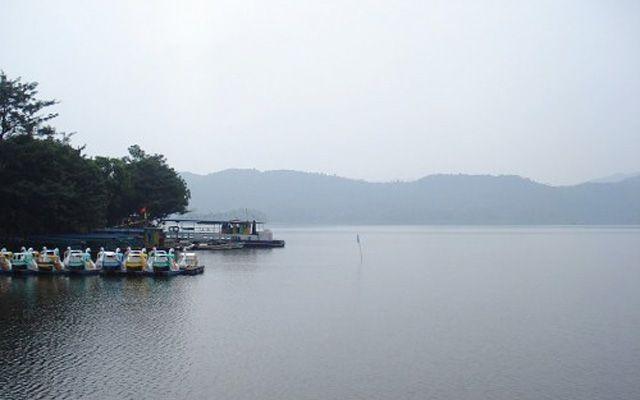 Hồ Núi Cốc - Du Lịch Sinh Thái ở Thái Nguyên