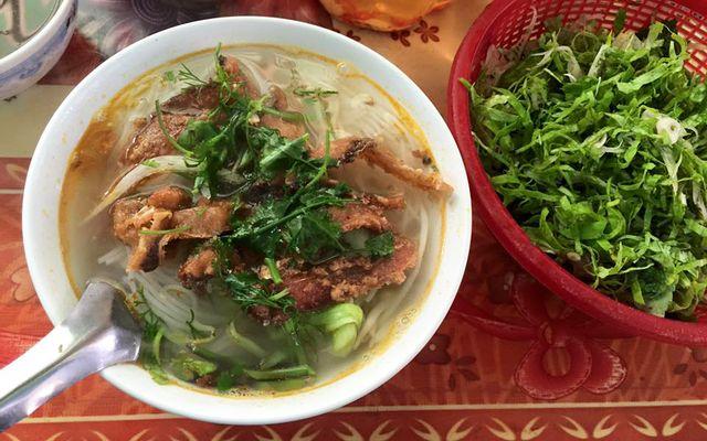 Bún Cá Loan - Quán Ăn Bình Dân ở Nam Định