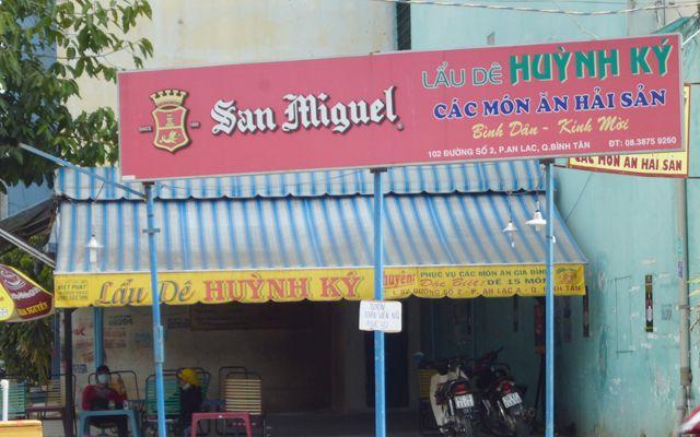 Lẩu Dê Huỳnh Ký - Đường Số 2 ở TP. HCM