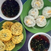 Bánh Căn - Hoàng Văn Thụ