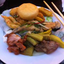 Buffet Vườn Restaurant - Royal City