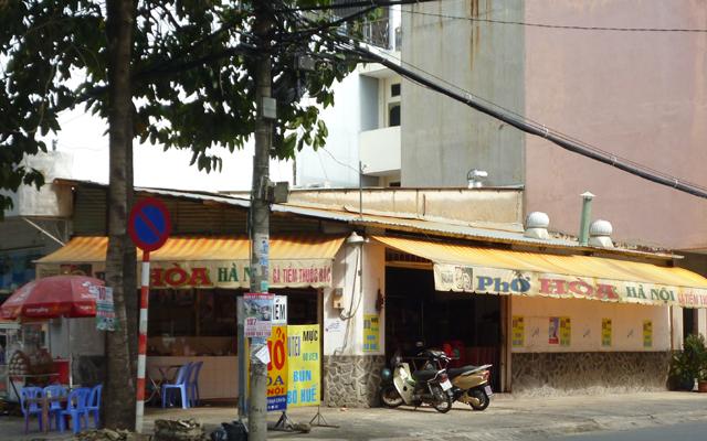 Phở Hòa Hà Nội - Đường Số 19 ở TP. HCM