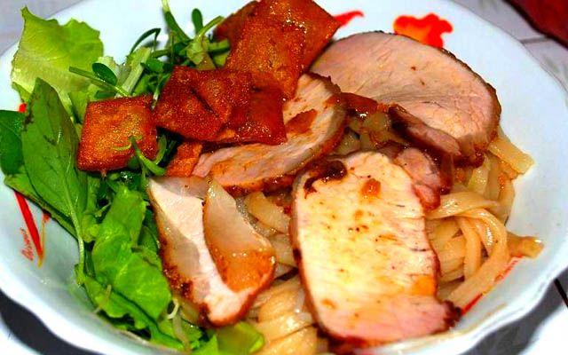 Đường Ký 2 - Bánh Bèo, Cao Lầu ở Quảng Trị