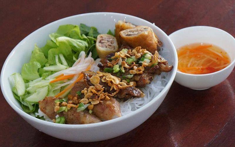 Vị Sài Gòn - Bún Thịt Nướng - Nguyễn Tri Phương