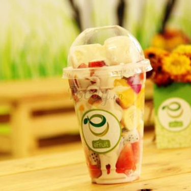 Yaourt trái cây efruit (nhỏ)