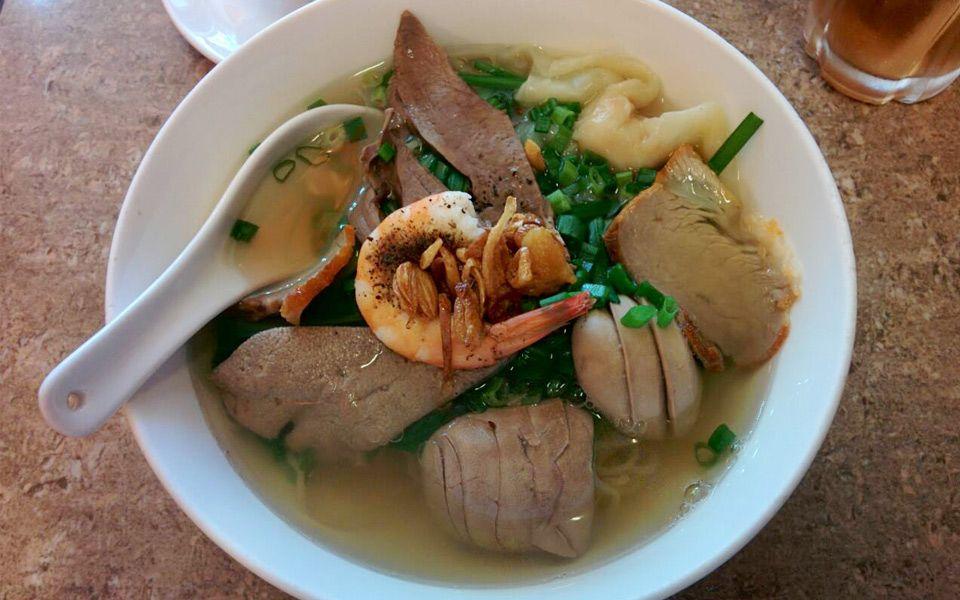 Ngư Ký Mì Gia - Món Ăn Trung Hoa