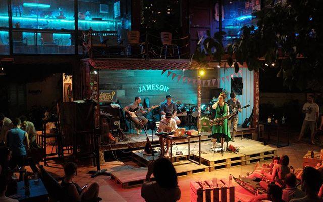 Saigon Outcast - Container & Nghệ Thuật ở TP. HCM