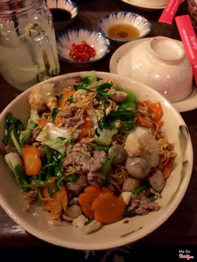 Qu n b i authentic vietnamese cuisine tp hcm for Authentic vietnamese cuisine