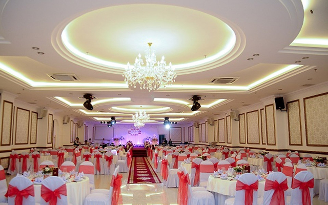 Royal Palace - Tiệc Cưới Hội Nghị ở TP. HCM