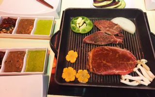 Chooki BBQ & Hotpot Buffet - Crescent Mall
