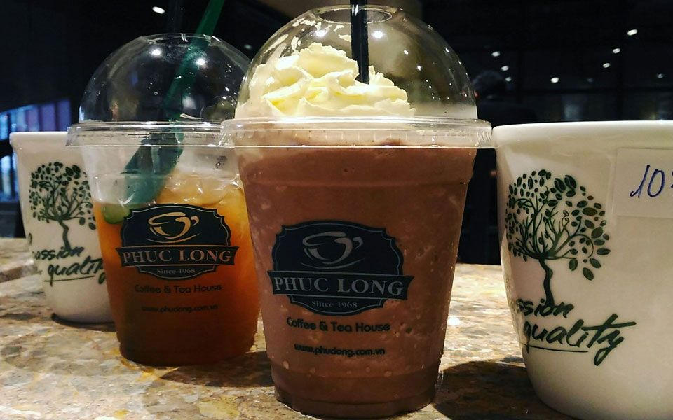 Phúc Long Coffee & Tea House - Ngô Đức Kế