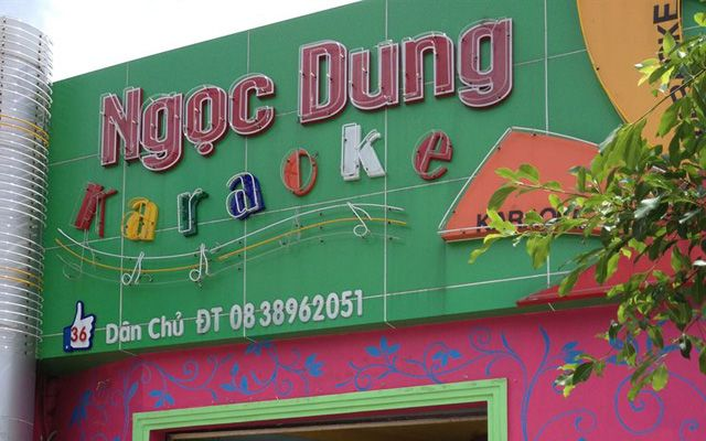Ngọc Dung Karaoke ở TP. HCM