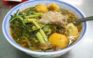 Bánh Đa Cua, Lẩu Cua Đồng - Đặc Sản Hải Phòng
