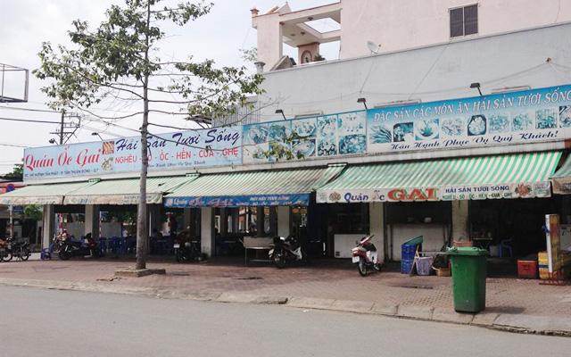 Ốc Gai - Huỳnh Tấn Phát ở TP. HCM