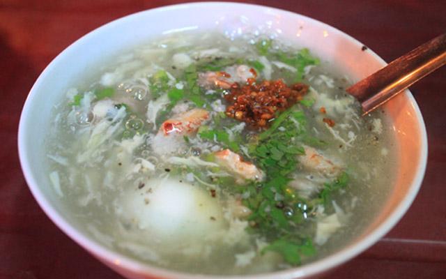 Súp Cua Hạnh - Nguyễn Hữu Cầu