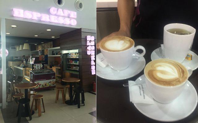 Espresso Cafe - Sân Bay Phú Quốc ở Phú Quốc