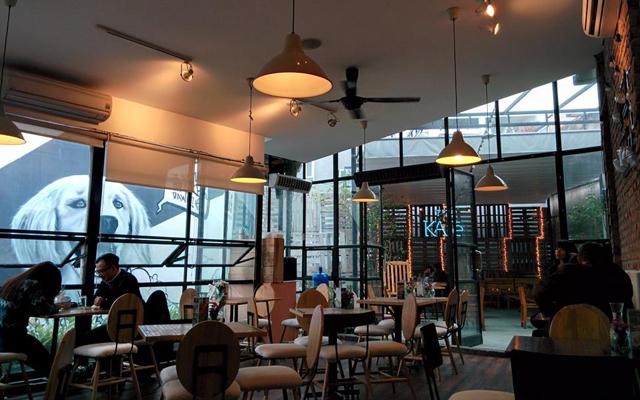 The Kafe - Điện Biên Phủ