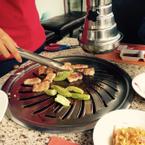 Phần ăn 160k thịt heo cho 1 người