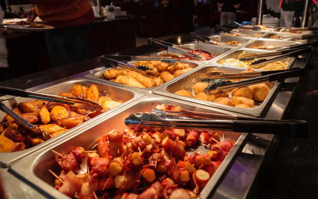 Haxegon - Buffet Khách Sạn Hoàng Hải Long