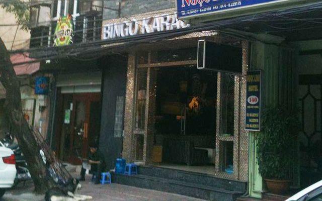 Bingo Karaoke ở Hà Nội