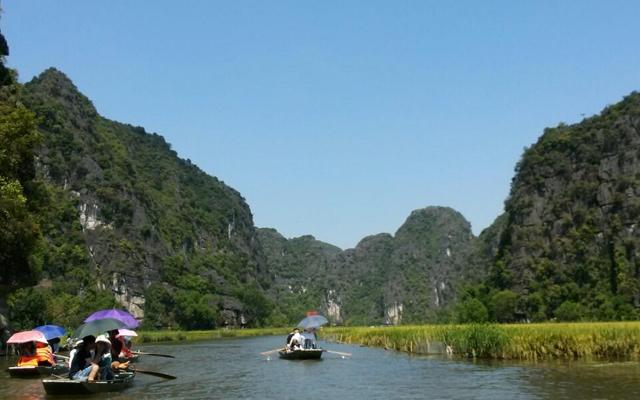 Du Lịch Sinh Thái Tam Cốc - Bích Động ở Ninh Bình