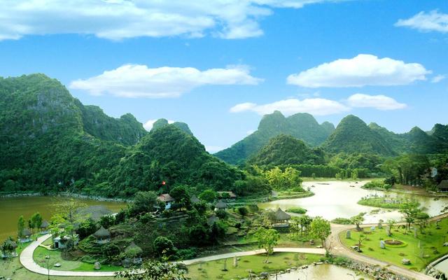 Du Lịch Sinh Thái Vườn Chim Thung Nham ở Ninh Bình