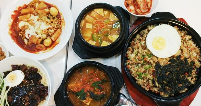Hanuri - Quán Ăn Hàn Quốc - Sư Vạn Hạnh