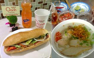 Oanh - Bánh Mì & Coffee