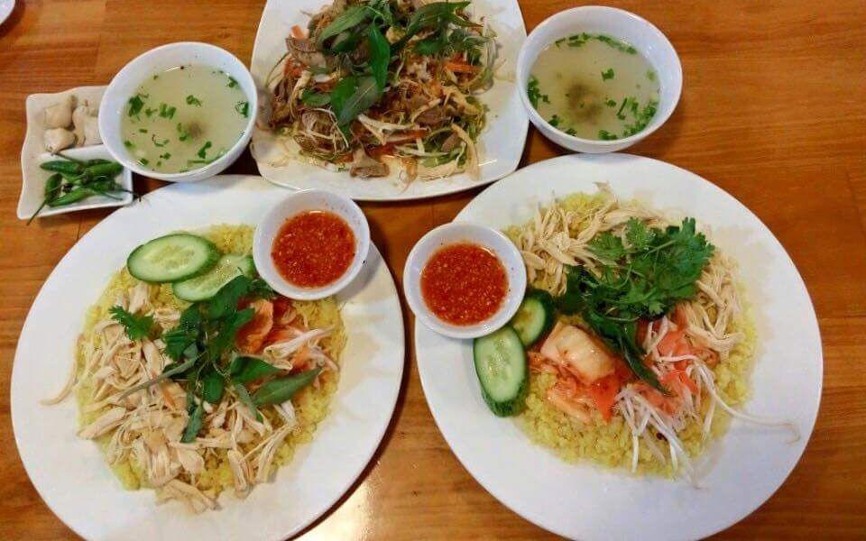 Con Gà Mái - Cơm Gà Phú Yên - Nguyễn Văn Đậu