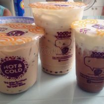 Hot & Cold - Trà Sữa & Xiên Que - Đường D2