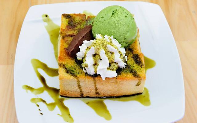 Watcha Cafe - Trà Xanh Tráng Miệng Nhật Bản