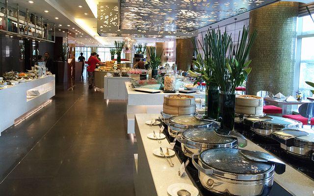 Food Connexion Buffet - Pullman Hotel