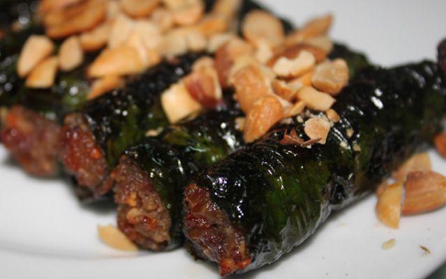 Quán Ăn Cây Khế - Bò Lá Lốt Mỡ Chài