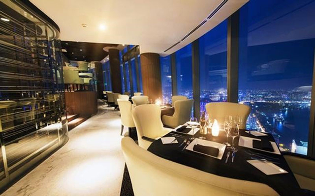EON51 Restaurant & Lounge - Bitexco Tower