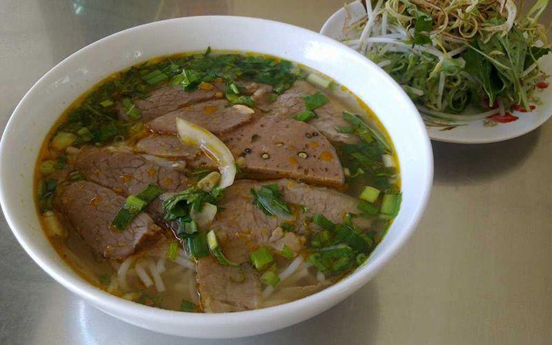 Bún Bò O Thiện - Nguyễn Trọng Tuyển