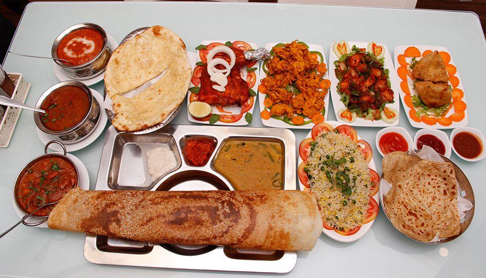 Bollywood - Món Ấn Độ